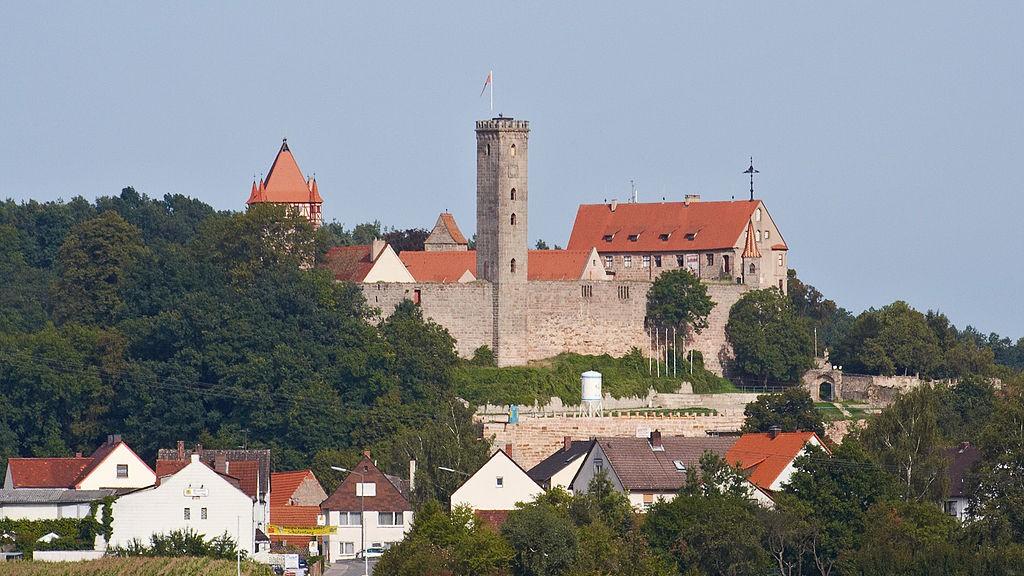 Burg Abenberg / Foto: Wikipedia / Jailbird / CC-BA-SA 2.0.de