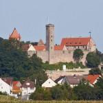 Feuertanzfestival auf Burg Abenberg begeistert