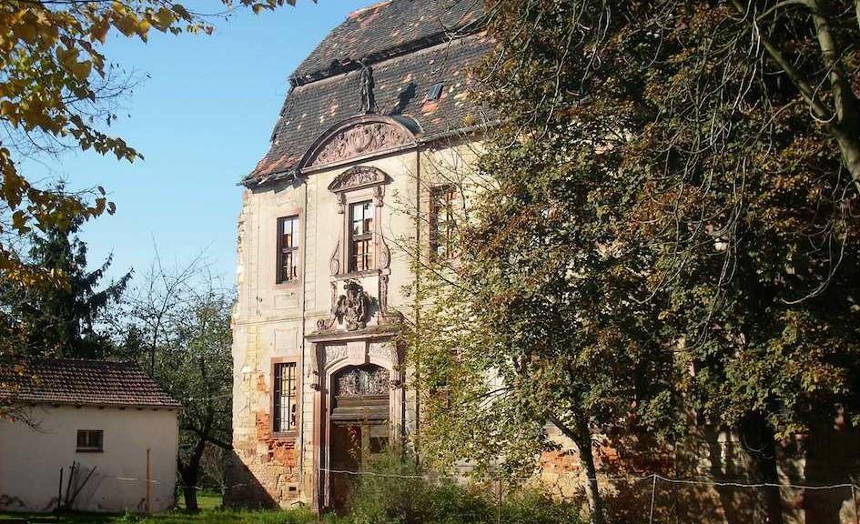 Halbes Schloss Langenleuba / Foto: Wikipedia / JWaller / CC-BY-SA 3.0