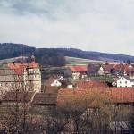 Schloss Nesselröden: Turm wird saniert