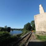 Burg Hardenstein: Malerische Ruine an der Ruhr