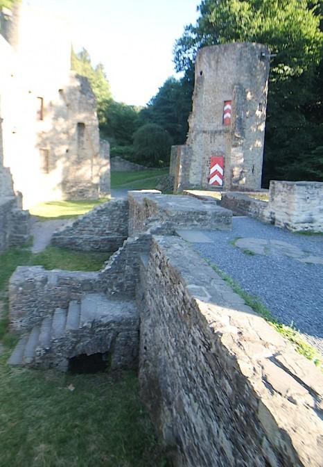 Die Ruine an der Ruhr