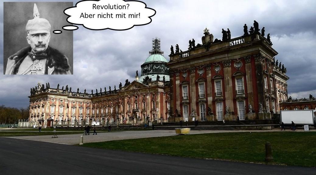 aiserdaemmerung Neues Palais Potsdam Wilhelm II.