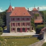 """Schloss Bavois versteigert – mitsamt """"Geheimtunnel"""""""