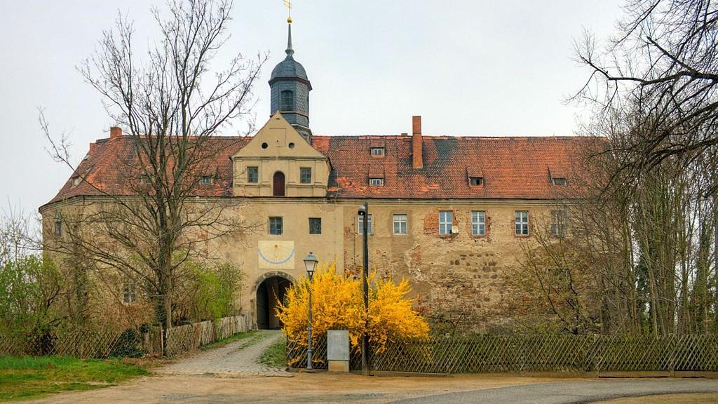 Schloss Mühlberg / Foto: Wikipedia / Radler59 / CC-BY-SA 3.0