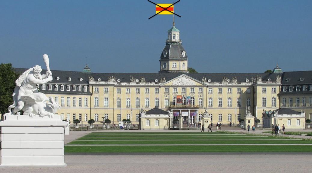 Foto: Schloss Karlsruhe / Wikipedia / Nordmordwest / CC-BY-SA 3.0