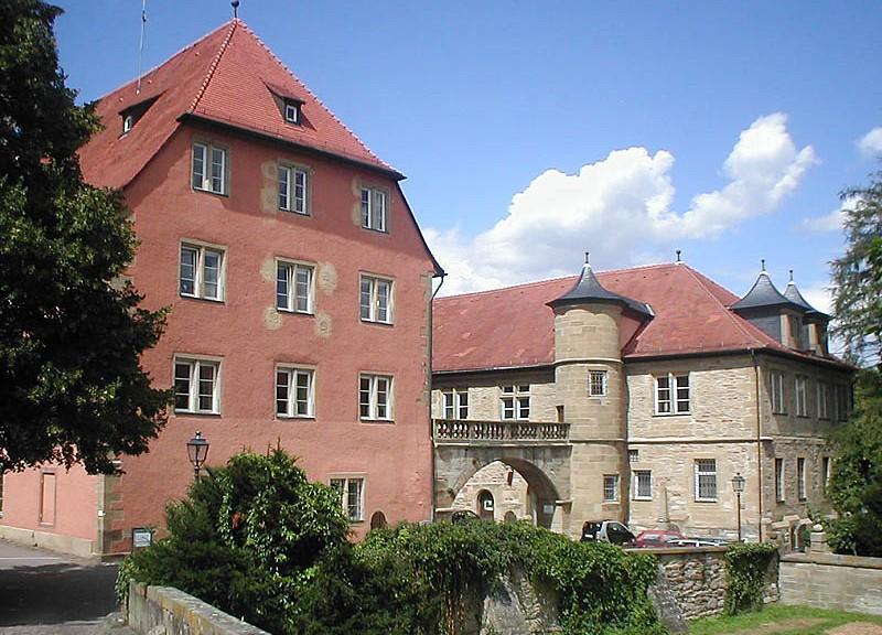 Schloss Brackenheim soll zum Hotel werden / Foto: Wikipedia / I, Bufu / CC-BY-SA 2,5