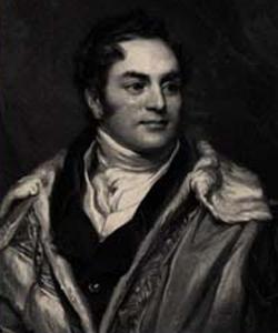 Schloss-Bauherr Archibald Acheson (1776 - 1849). Bild: Gemeinfrei