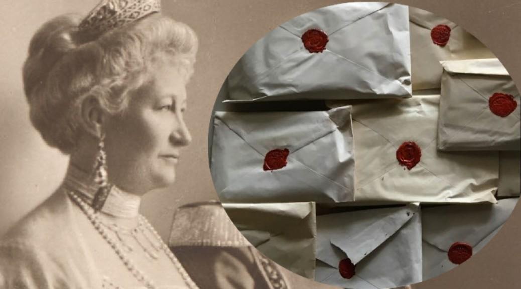 Kaiserin Auguste Victoria: Briefe gefunden...