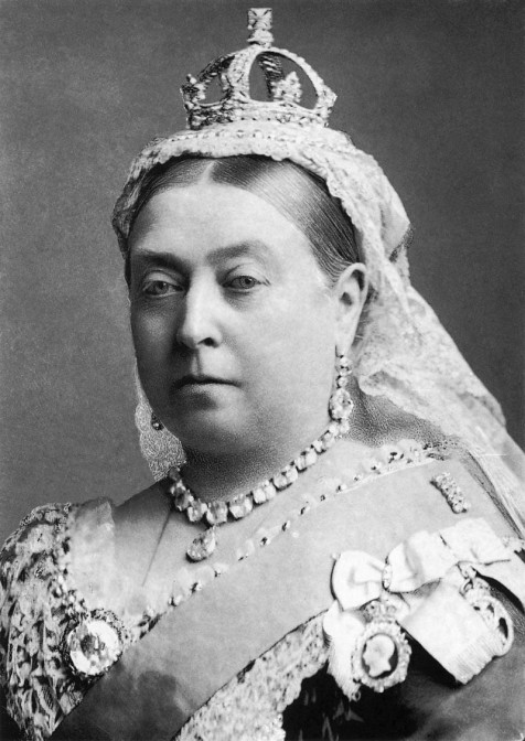 Besonders schätzte Auguste die Korrespondenz mit Queen Victoria / Foto: gemeinfrei