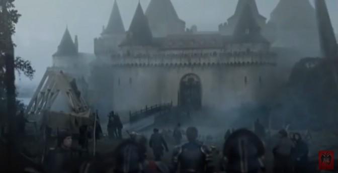 6. Staffel Game of Thrones: Schnellwasser / Riverrum wird belagert / Bild: Screenshot Youtube