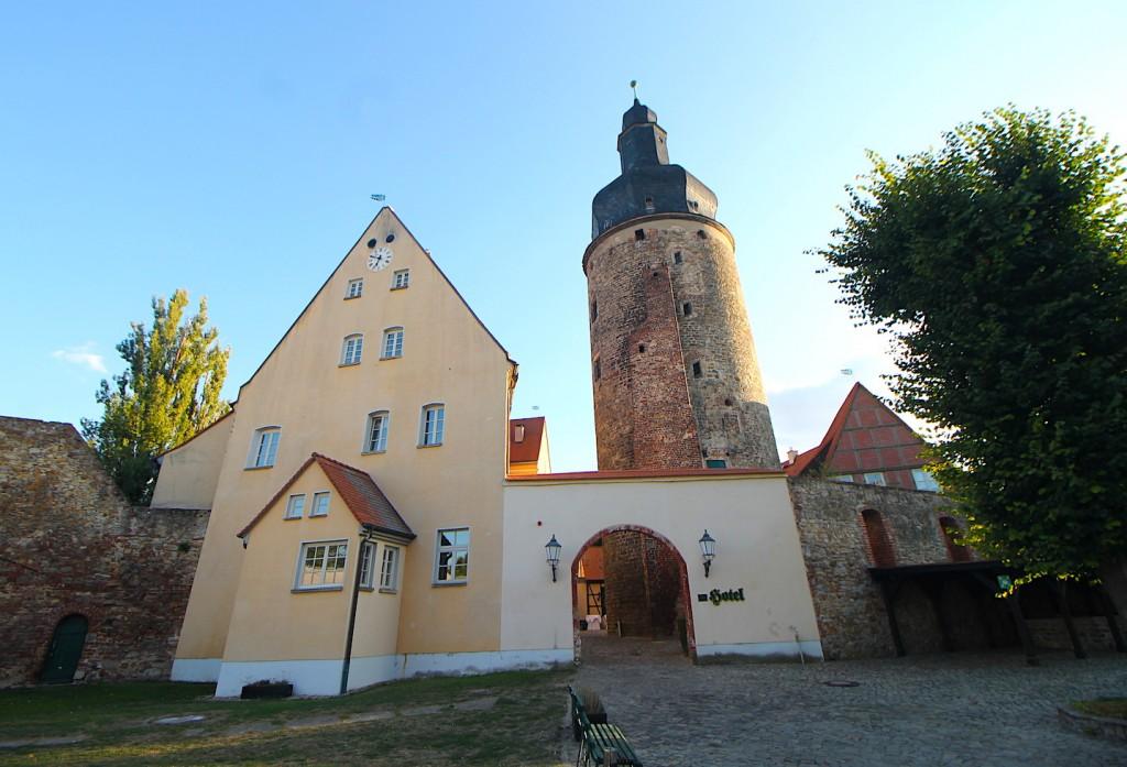 Die Wasserburg Gommern bei Magdeburg ist heute ein Schlosshotel. Foto: Burgerbe.de
