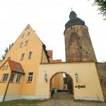 Wasserburg Gommern: Gefängnis wurde Schlosshotel