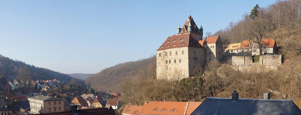 Beherrschende Lage über Liebstadt: Schloss Kuckuckstein / Foto: Wikipedia / Kolossos / CC-BY-SA 3.0