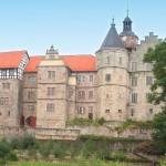 Schloss Bertholdsburg: 300.000 Euro fürs Brunnenhaus