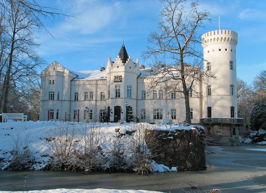Hotel Schloss Schlemmin soll versteigert werden / Foto: Wikipedia / DarkOne / CC-BY-SA 2.5