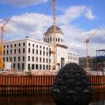 Berliner Stadtschloss-Wiederaufbau: 18 Millionen Euro fehlen