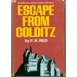 """Der Roman """"Escape from Colditz"""" machte Schloss Colditz in USA und Großbritannien bekannt."""