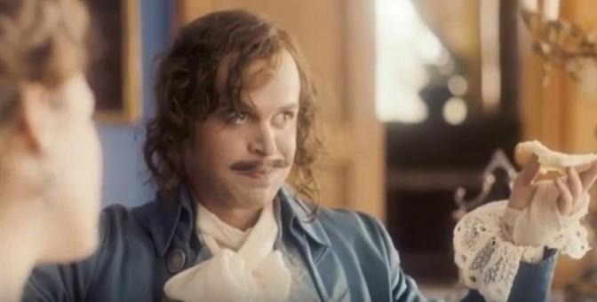 Ein Toast auf den Prinzen... / Bild: Screenshot Youtube