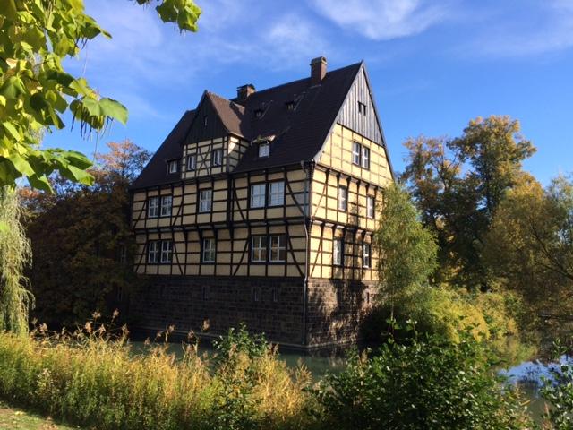 Das Herrenhaus von Schloss Wittringen