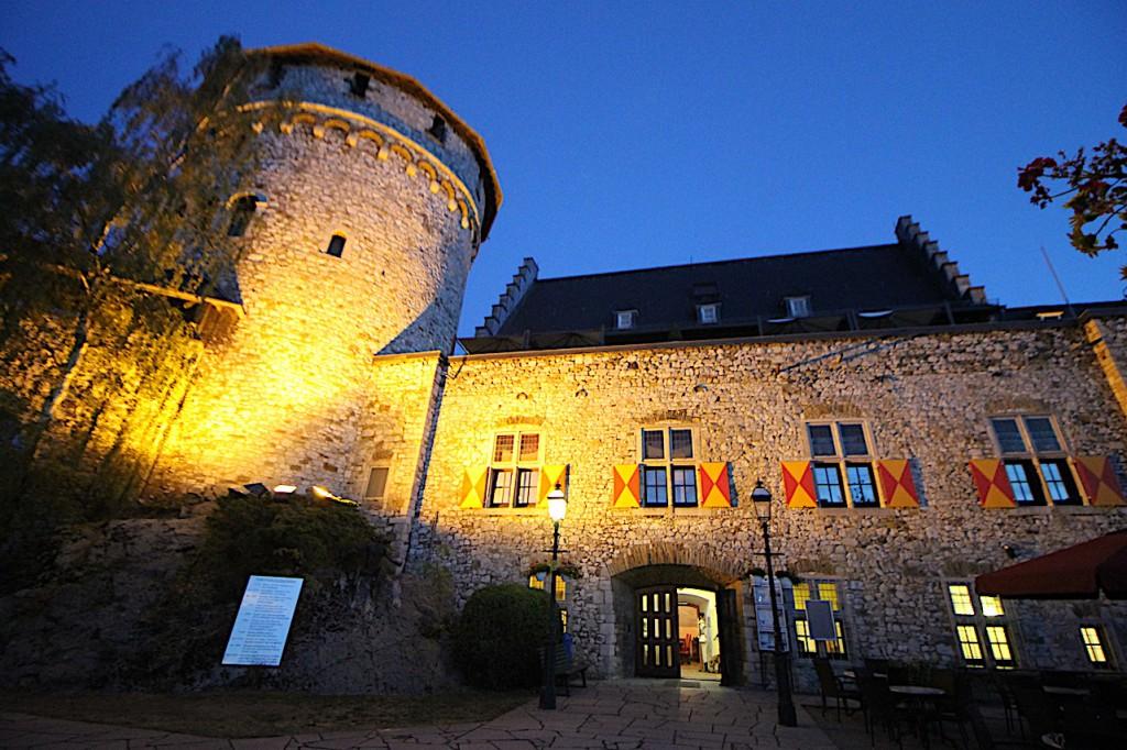 Das Burgrestaurant / Foto: Burgerbe.de