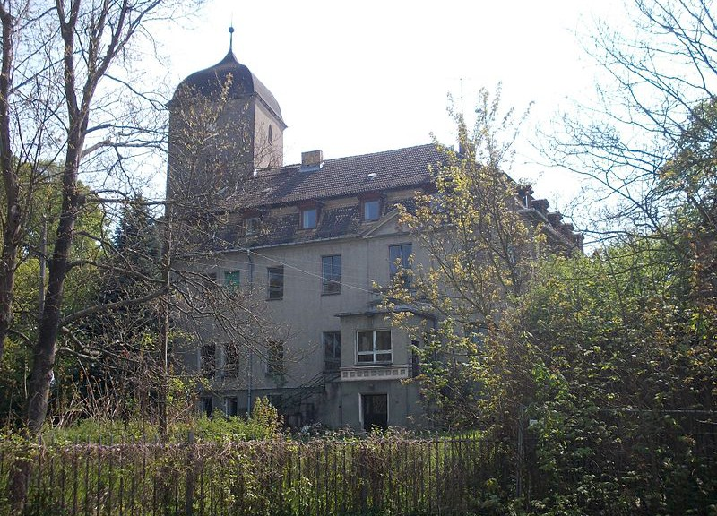 Schloss Pouch in Sachsen-Anhalt / Foto: Wikipedia / JWaller / CC-BY-SA 3.0