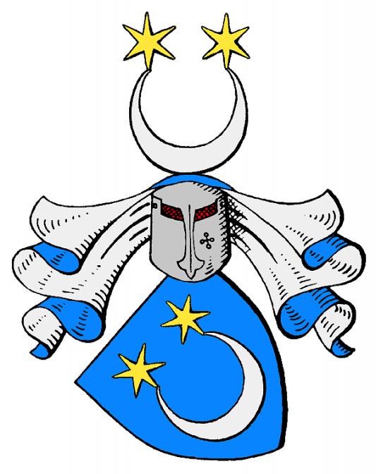 Das Wappen derer von Baumbach (gemeinfrei)