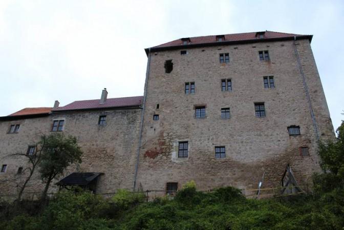 Burg Tannenberg in Nentershausen Foto: © Deutsche Stiftung Denkmalschutz/Schroeder