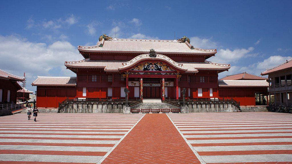 Burg Shuri Japan