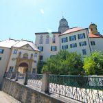 Schloss Baldern: Waffenkammer der Oettingen-Wallerstein