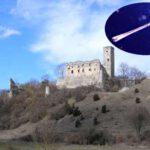 Burg Niederhaus, die Staufer und der Meteorit vom Nördlinger Ries