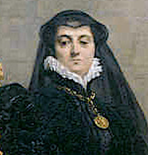 Königin Katharina von Medici